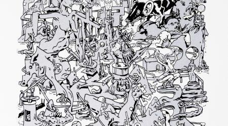 isla-mujeres-serigrafia-a-dos-tintas-2013-70-x-50-cm-100-e-iva-incl